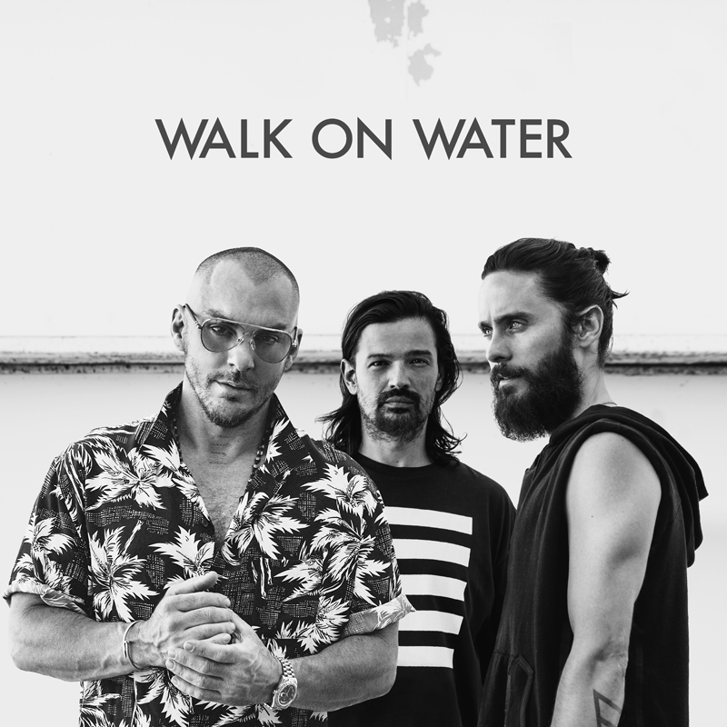 WALK ON WATER ARTWORK