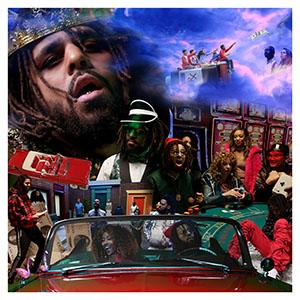02 J Cole - ATM (Radio Edit) Artwork