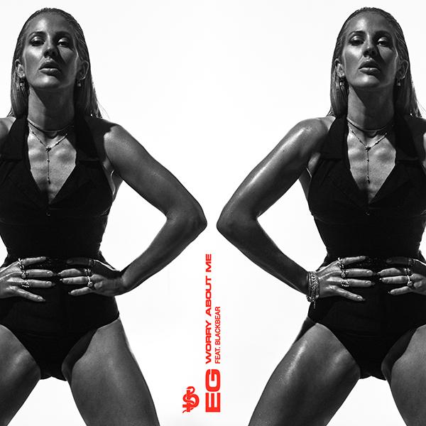 04 ELLIE GOULDING - WORRY ABOUT ME FT. BLACKBEAR (ARTWORK) copy