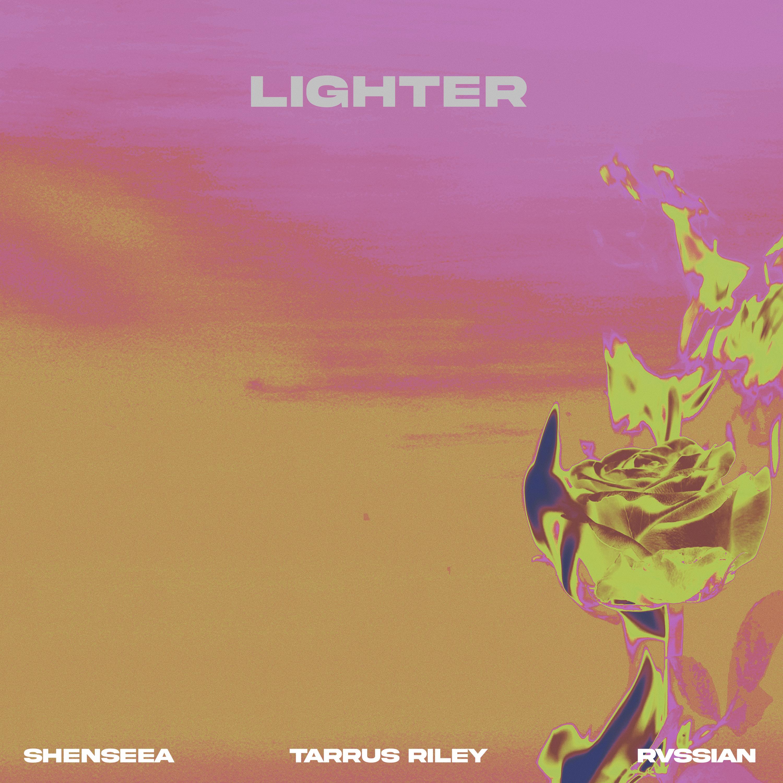 Shenseea, Tarrus Riley & Rvssian - _Lighter_ (Artwork)
